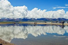 Shirley G. L Photography. Landscape- Lake in Tibet
