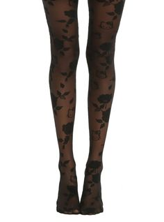 Hello Kitty Sheer Black Tights -- Awesome products selected by Anna Churchill