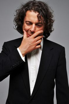 Alan Davies: my newest favourite Vegetarian Actor/Comedian