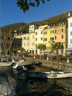 Gargnano, Lago di Garda, Italia