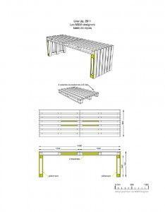 Construire une grande table en utilisant seulement 4 palettes3