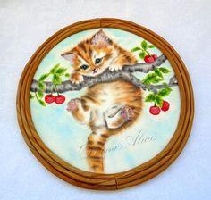 Kitten by  Diana Aluas
