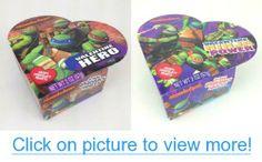 2x Teenage Mutant Ninja Turtles Heart Shaped Box of Valentines Day Chocolates #2x #Teenage #Mutant #Ninja #Turtles #Heart #Shaped #Box #Valentines #Day #Chocolates