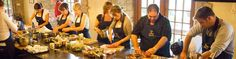 """My Dream Vacation - """"Tuscookany"""" Week long cooking instruction in Italy.."""