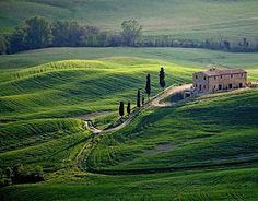 La Toscana, Italia