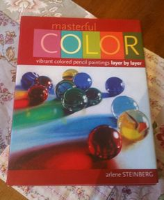 Masterful Color Vibrant Colored Pencil Paintings Layer by Layer 1440310297   eBay