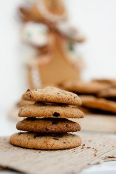 Cookies de passas e chocolate - Culinarístico