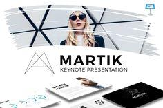 Minimal Keynote Bundle Template by Slidedizer on @creativemarket