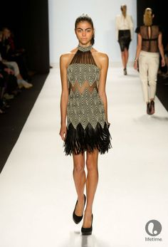 Project Runway winner -Dmitry- my favorite dress on Project Runway