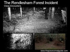 """n 1983, a British tabloid claimed that a U.F.O. had landed in Rendlesham Forest, Suffolk, England, and that the U.S. Military had covered it up. What really did happen over those three nights in 1980? What did dozens of US Air Force personnel see? Is """"Britain's Roswell"""" a hoax?"""