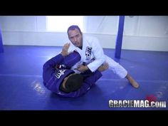 Is the opponent pushing you back with the foot? It's Estima lock time! | GRACIEMAG #BJJ #fightingskills
