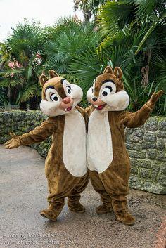 Feb 2014 - Character fun in Adventureland