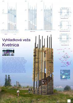 Výsledky súťaže Vyhliadková veža Kvetnica   Archinfo.sk