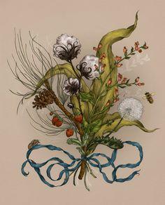 Flowers by Jessica Roux