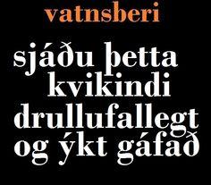 Vatnsberi (20. janúar - 18. febrúar)  ~ ellyarmannsdottir.blogspot.com