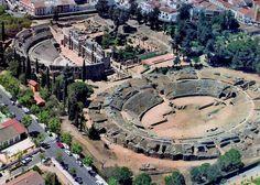 Mérida. Spain.