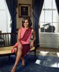 First Lady Michelle Obama. 102474018 copy