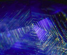 pookascrayon: A rutile silk spider's web spun beneath the facets of an untreated Sri Lankan sapphire. Kashmir Sapphire, Ruby Sapphire, Sapphire Stone, Natural Sapphire, Zen, Blue Filter, Gems Jewelry, Jewellery, Bijoux Diy