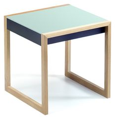 Albers Table Turquoise XL & Giftnow featured on Fab
