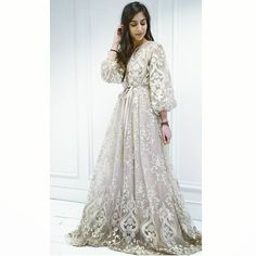The best way to carry yourself is no doubt to self-design! Check out this beautiful gown, be it Bridal shower or even a birthday, you're good to go! 😍 #gowns #gown #gorgeous #decor #desi #design #glam #grey #self #beautiful #beauty #maxidress #maxidresses #silver #girl #london #pakistani #india #indianbride #lahore #new #newyork #america #uk #toronto #selfie #saturday