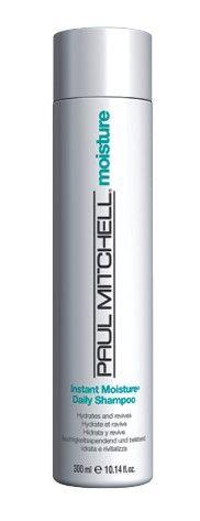 Instant Moisture Daily Shampoo Kuru ve Cansız Saçlar İçin Şampuan Saçı kısa sürede nemlendirmek için tasarlanmış şampuan. Saç uçlarının kırılmasını önler ve UV koruması sağlar.