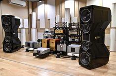 High End Audio, Audiophile, Mens Gear, Rooms, Studio, Speakers, Vintage, Bedrooms, Studios