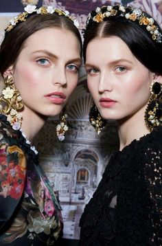 The ultimate accessory for channelling autumn/winter 12's key baroque trend - Harper's Bazaar