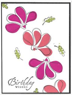 Mary & Denise's Birthday 2013 by Penny Strawberry - Cards and Paper Crafts at Splitcoaststampers