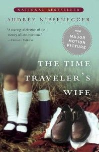 The Time Traveler's Wife by Audrey Niffenegger. The movie was not so good, it just couldn't capture the magic, depth, and development that the book does so well. but read the book I Love Books, Good Books, Books To Read, My Books, Love Reading, Reading Lists, Book Lists, Reading Nook, The Time Traveler's Wife