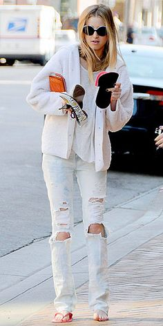 6f05a966cc Whitney Port another style icon Whitney Port, Whitney Eve, Tie Dye Jeans,  White