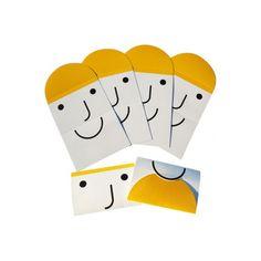#poketo smile cards. big love.
