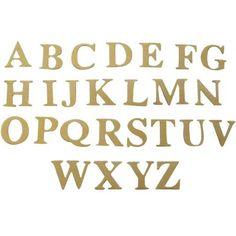 Alfabeto de cartón 52 piezas - Fotografía n°1