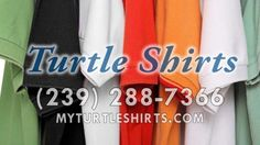 Custom Apparel, Custom Screen Printing in Fort Myers FL 33966