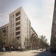 Gascoigne East | London | United Kingdom | Residential 2014 | WAN Awards