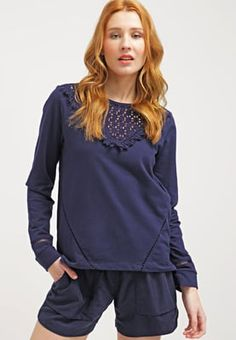 Even&Odd Bluza - dark blue za 54,5 zł (01.08.16) zamów bezpłatnie na Zalando.pl.