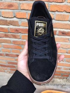 Puma Suede Black Rose Women Men Copuon Code 181351b07