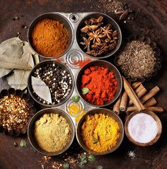 Spices by Claudia Totir on 500px