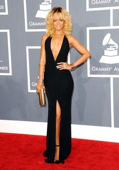 Los Premio Grammy 2012 - Rihanna