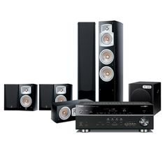 YHT-996AU - Home Theatre Packages - Yamaha - Australia