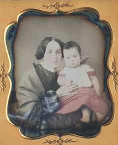 6th plate tinted Dennis A. Waters Fine Daguerreotypes
