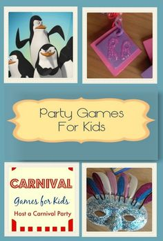 Best party games for kids