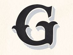 We Love Typography: The Gallimaufry Icon by Ged Palmer Typography Love, Typography Inspiration, Typography Letters, Graphic Design Typography, Lettering Design, Logo Design, Japanese Typography, Calligraphy Letters, Design Web