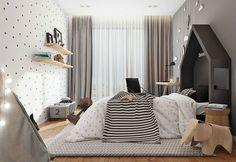 布拉格家庭宅 用系統家具搭配工業風 - DECOmyplace