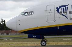 Boeing 737-8AS Ryanair