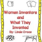 Great social studies reading resource to use for younger elementary students for Women's History Month! $2