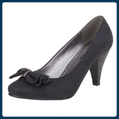 Tamaris high heels pumps plateau grau snake 36