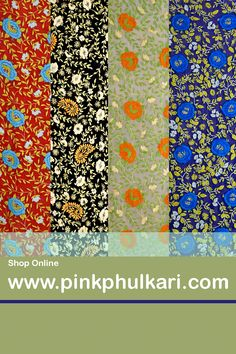 PinkPhulkari California Phulkari Hand Embroidered Phulkari Dupatta. To shop Visit our website www.pinkphulkari.com Images copyrights@PinkPhulkari California All rights reserved. California, Quilts, Blanket, Website, Rugs, Shopping, Image, Home Decor, Farmhouse Rugs
