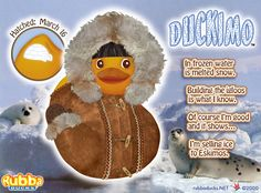 Duckimo – a chip off the old block