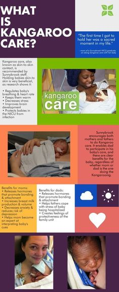 What is Kangaroo Care? - Your Health Matters