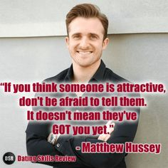 blog secrets attraction matthew hussey